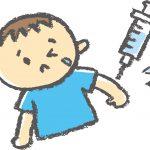 子供が予防接種や採血を嫌がらずに出来る方法とは。