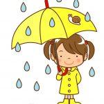梅雨の時期の体調管理