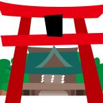 初詣と深川神社
