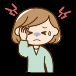 台風時期の頭痛の緩和法